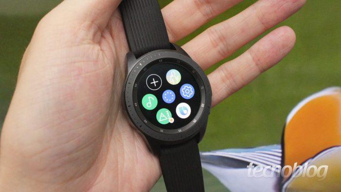 Detalhes de sucessor do Samsung Galaxy Watch (foto), Galaxy Watch 3, foram revelados nesta terça-feira (16)