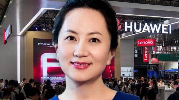 Meng Wanzhou, diretora financeira da Huawei (Foto: CNN)