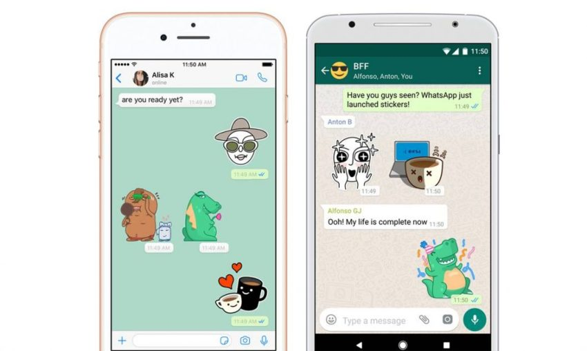 WhatsApp multiplataforma