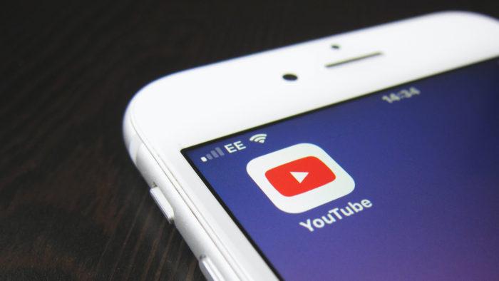 Aplicativo do YouTube (Imagem: Hello I'm Nik/Unsplash)
