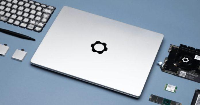 Laptop Framework (image: disclosure / Framework)