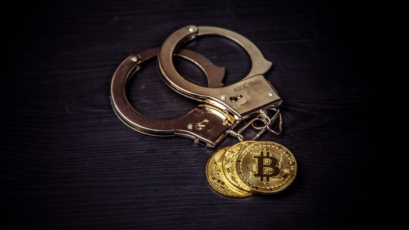 Man arrested and admits to laundering $300 million with bitcoin (Image: Bermix Studio/Unsplash)
