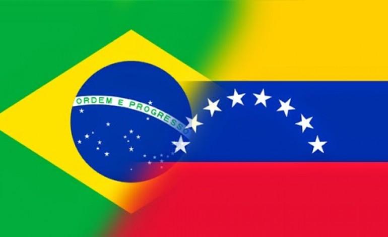 Resultado de imagem para Brasil venezuela