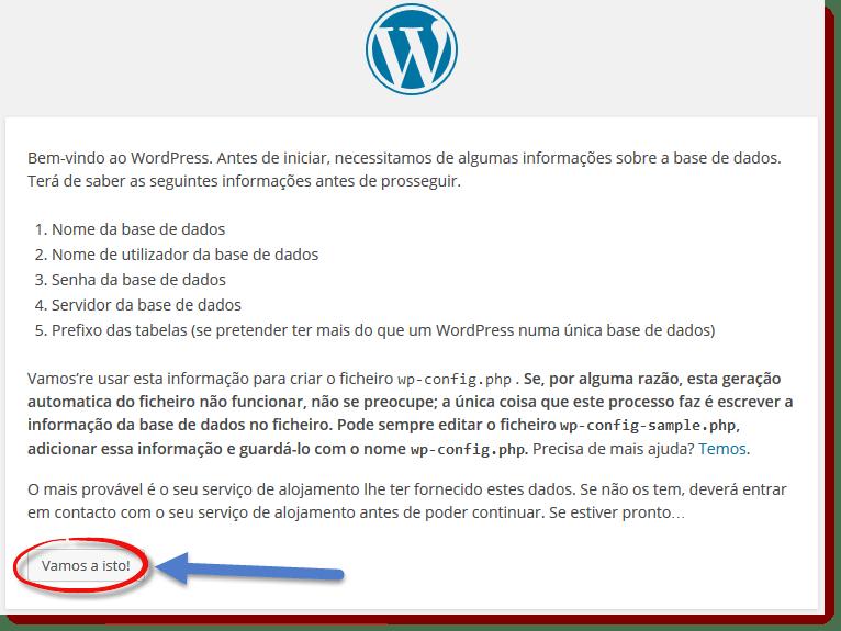 Como instalar wordpress no su pc usando mamp