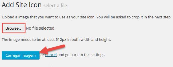 Como Adicionar Um Favicon no Seu Site Em WordPress