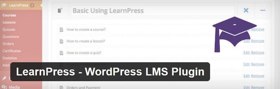 Como Criar Cursos Online Com o LearnPress