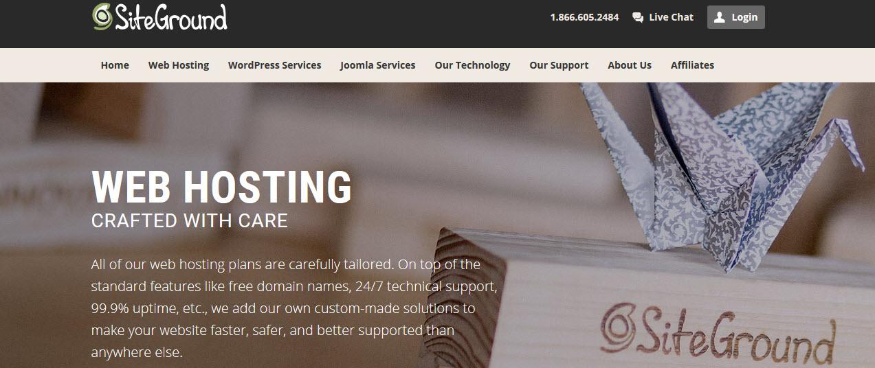 5 Melhores Serviços de Hospedagem Para o Seu Site