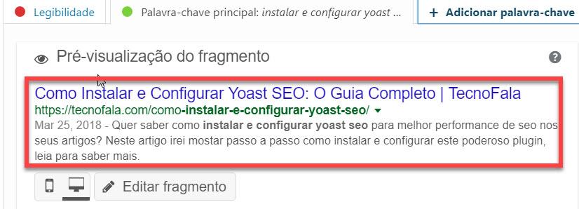 Como instalar e configurar yoast SEO