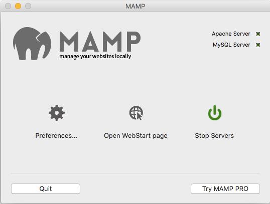 Instalar WordPress no Mac Usando o MAMP