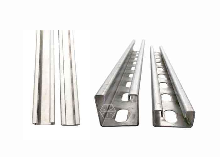 Unicanal de acero inoxidable 4×4/4×2