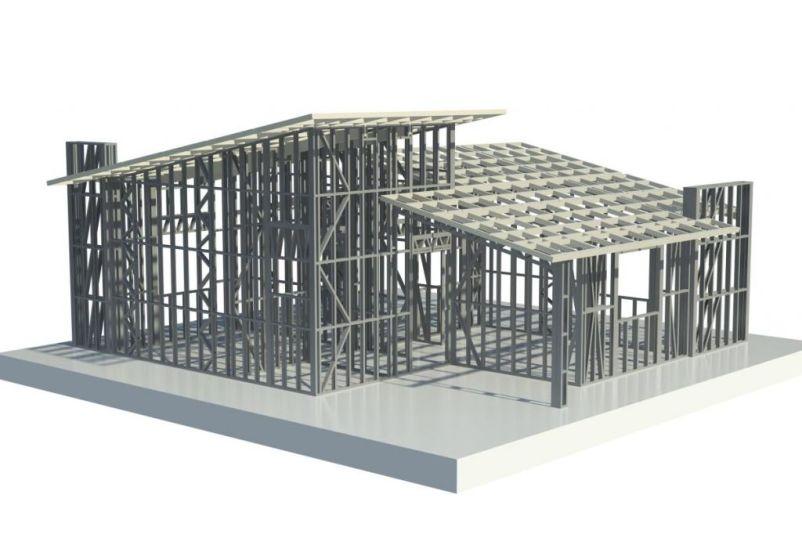 sistema-light-steel-frame-Imagem 3 Rev1 - Casa de Hóspedes