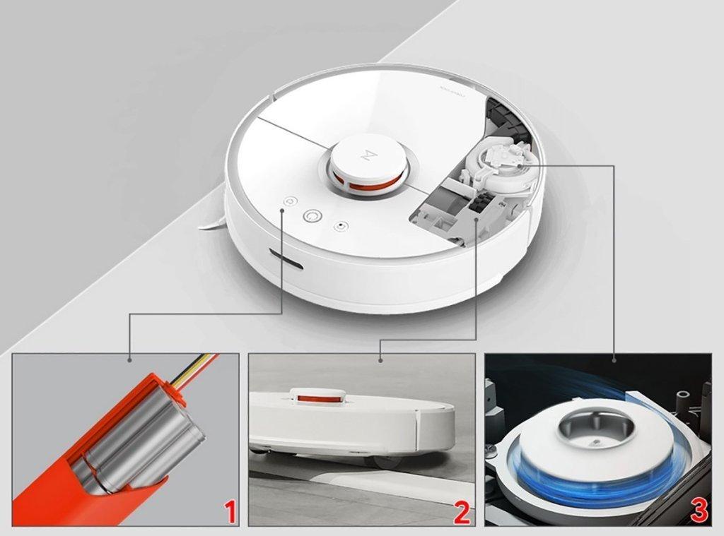 Xiaomi Vacuum 2 Roborock S50, el mejor robot aspirador del año - Imagen 32 - TECNOFRIKIS