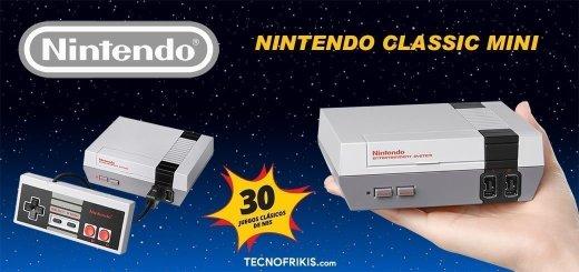 Nintendo Classic Mini ¡El regalo perfecto para coleccionistas y amantes de los videojuegos! - Imagen 65 - TECNOFRIKIS