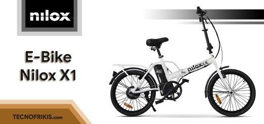 E-Bike NILOX X1, la mejor bici eléctrica para la ciudad - Imagen 2 - TECNOFRIKIS