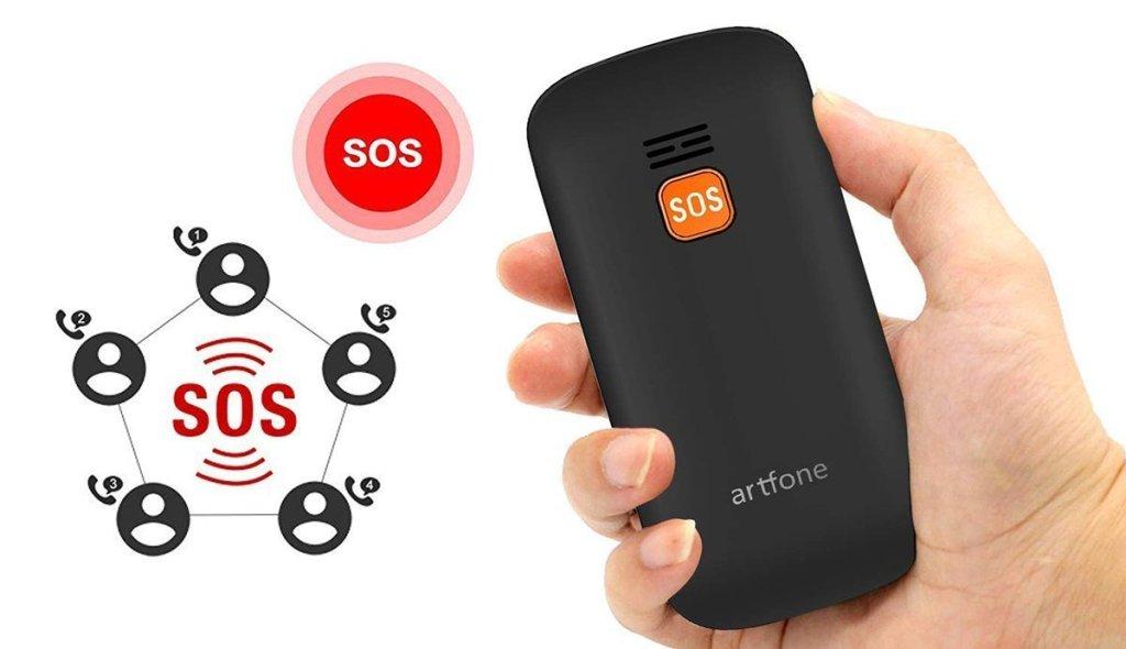 Los 4 mejores teléfonos para personas mayores - Imagen 8 - TECNOFRIKIS