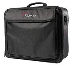 Optoma Carry Bag L Estuche de proyector Negro - Funda (400 x 140 x 325 mm, 992 g)
