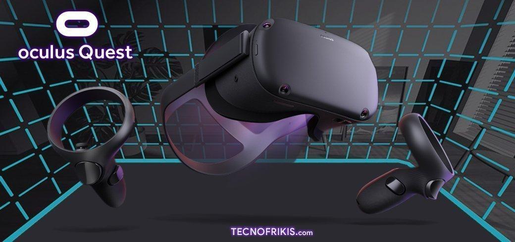 Oculus Quest All-in-one: el mejor visor de Realidad Virtual - Imagen 5 - TECNOFRIKIS