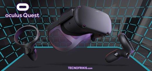 Oculus Quest All-in-one: el mejor visor de Realidad Virtual - Imagen 8 - TECNOFRIKIS