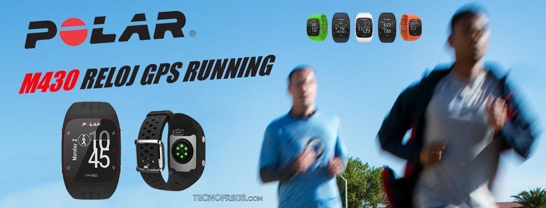 Reloj Polar M430 con GPS, la mejor opción para running - Imagen 2 - TECNOFRIKIS