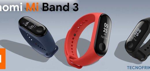 Descubre la última pulsera de actividad de Xiaomi, la MI Band 3 - Imagen 2 - TECNOFRIKIS