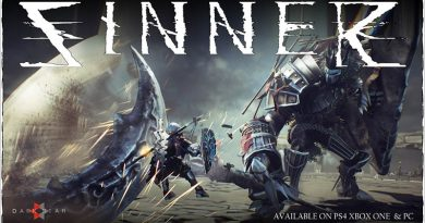 Sinner - Sacrifice for Redemption