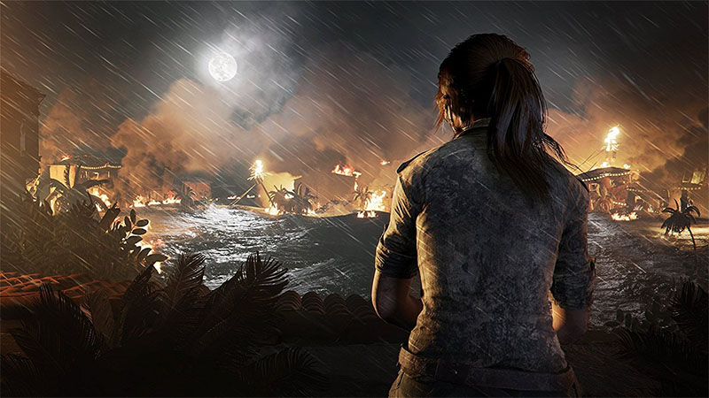 Shadow of the Tomb Raider será o game mais difícil da franquia