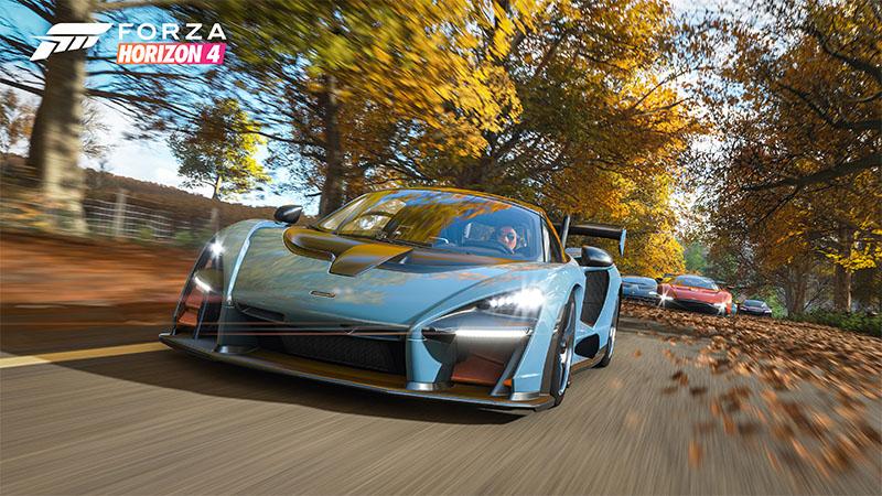Veja a lista completa dos carros que Forza Horizon 4 terá
