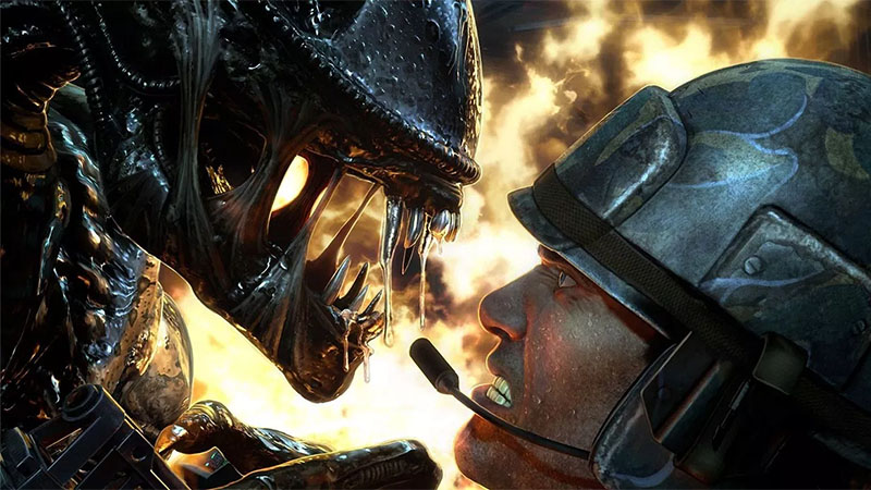 Gameplay - Aliens: Colonial Marines (com correção de bug na Inteligência Artificial)