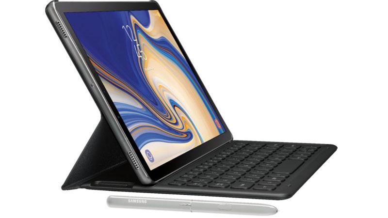 Galaxy Tab S4 aparece em novas renderizações