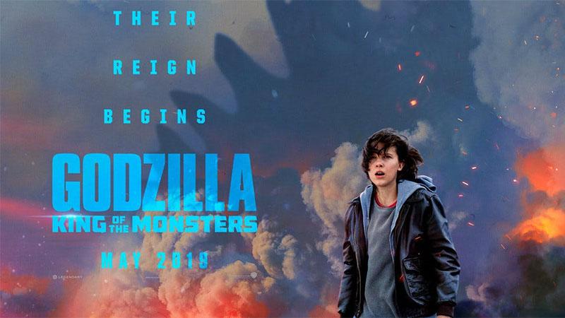 Godzilla II: Rei dos Monstros acaba de ganhar seu primeiro trailer oficial