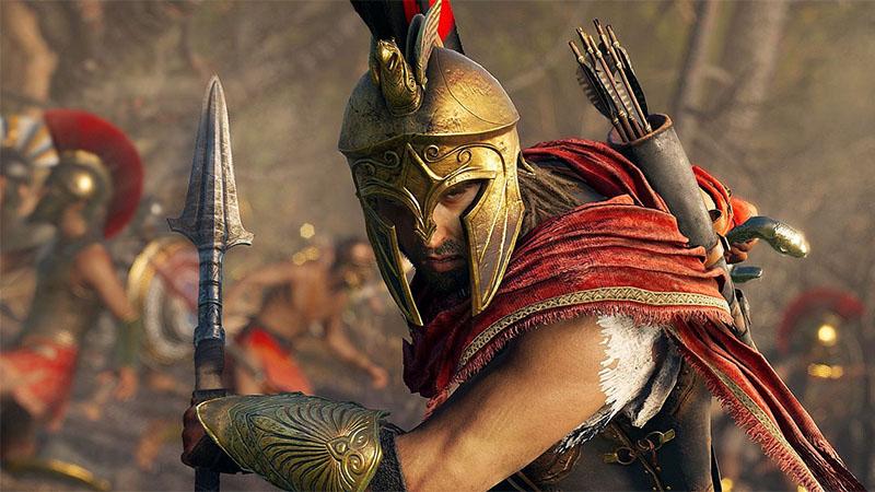 Veja qual será a arma e armadura mais poderosa de Assassin's Creed Odyssey