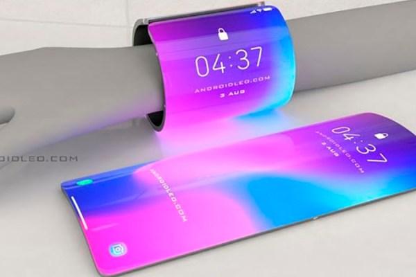 Samsung Flex 2020 - Um smartphone flexível que pode se transformar em uma pulseira