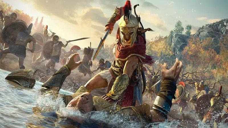 Assassin's Creed: Odyssey recebe um divertido trailer em live-action
