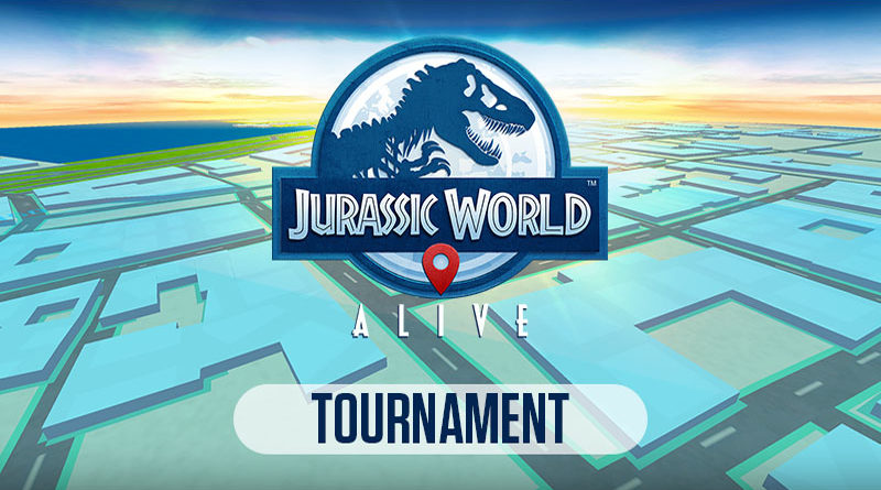 Jurassic World Alive - Tounament Season 2