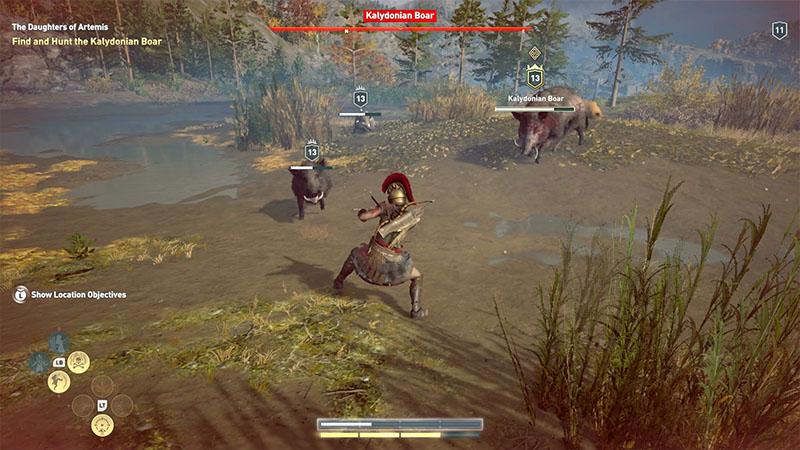 Veja onde encontrar todos os animais lendários em Assassin's Creed Odyssey