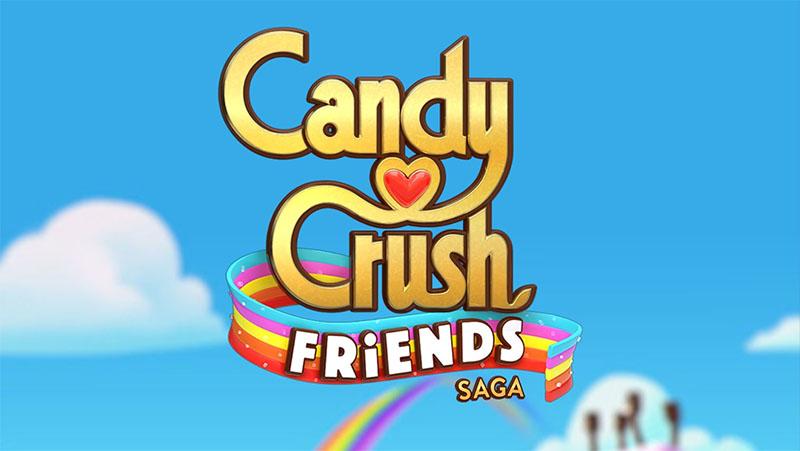 Candy Crush Friends Saga já está disponível para iOS, Android e Windows