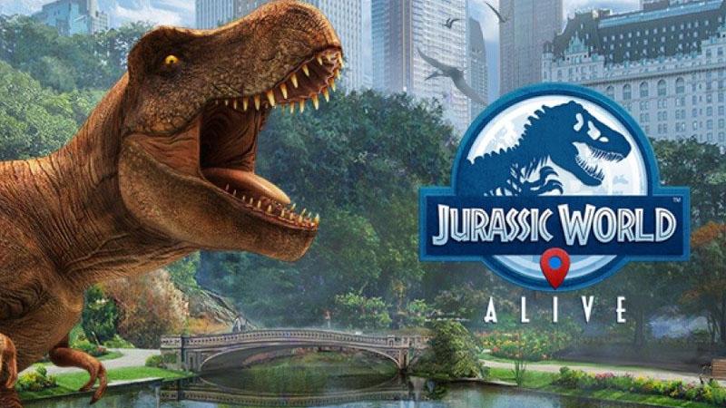 Prepare-se, novos híbridos estão chegando à Jurassic World Alive