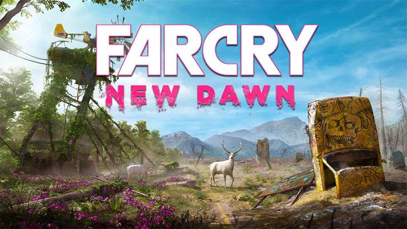 Far Cry: New Dawn é anunciado oficialmente e chega em fevereiro de 2019