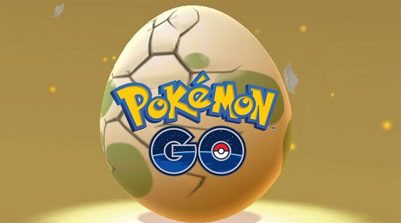 Descubra quais Pokémon podem sair nos ovos de 2Km, 5Km, 7Km e 10 Km em Pokemon GO