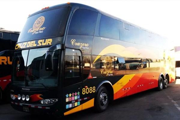 Veja a maior viagem de ônibus do mundo com 10 dias de duração cruzando 4 países da América do Sul