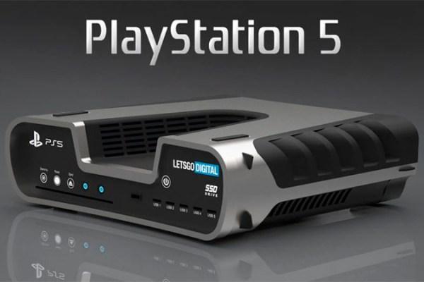PlayStation 5 pode chegar com esse visual