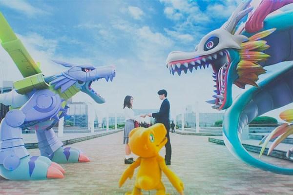 Franquia Digimon pode ganhar game de realidade aumentada similar à Pokémon GO