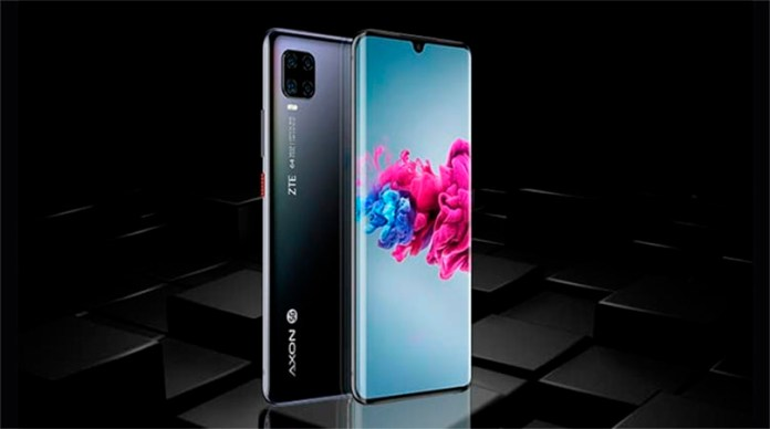 ZTE Axon 11 5G now available for purchase in China - Gizchina.com