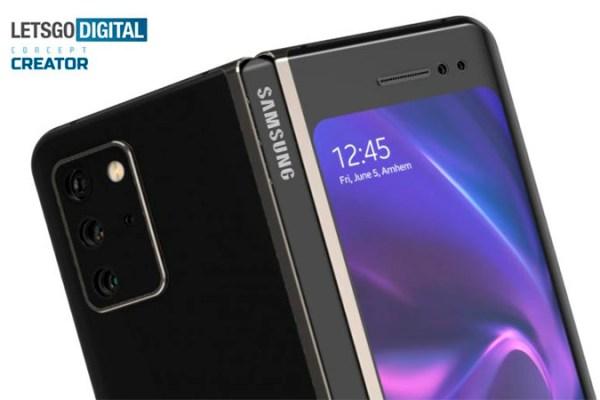 Samsung Galaxy Note Fold vem ai