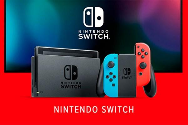 Nintendo Switch recebe nova atualização de firmware versão 10.0.3