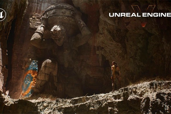 Epic Games busca alcançar fotorrealismo com a Unreal Engine 5