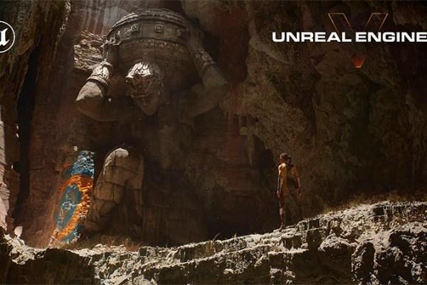 Epic Games busca alcançar fotorrealismo com a Unreal Engine 5