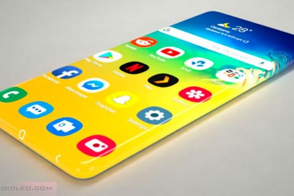 Samsung Galaxy Zero não terá portas, slots, furos e nem botões, será tudo tela