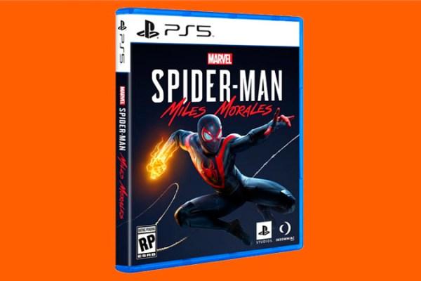 Sony revela design das capas de jogos do PlayStation 5