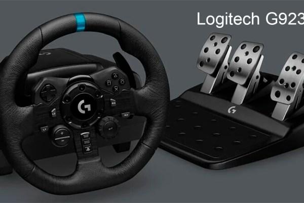 Logitech lança novo volante pra deixar seus jogos de corrida ainda mais emocionante